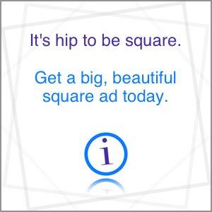 Get Square iBrattleboro Ad