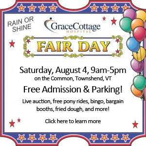 Grace Cottage Fair Day