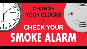 smoke alarm note