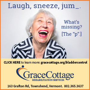 Grace Cottage -Pelvic Ad