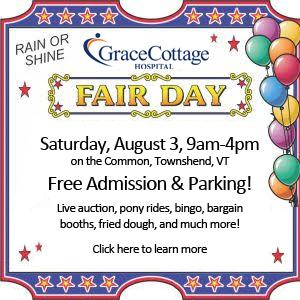 Grace Cottage Fair Day