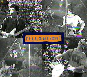 Yellowfront, a band from Brattleboro