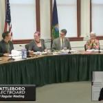 Brattleboro Selectboard meeting