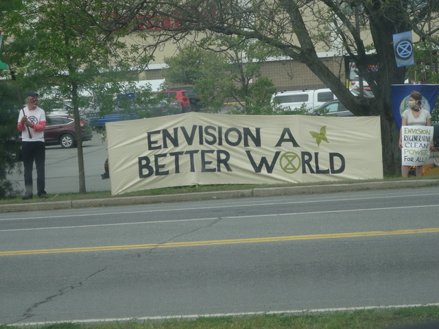 envision a better world
