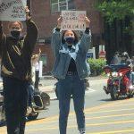 George Floyd protest1